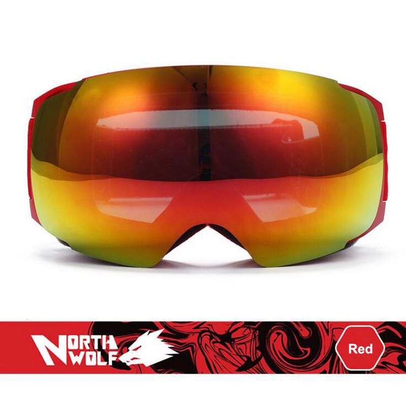 snowboard goggles brand professional double anti fog big spherical lens Windproof motocross ski glasses classic eyewear free shipping csg goggles 38 kinds of fashionable ski goggles the new fashion personality ski goggles double lens ski goggles