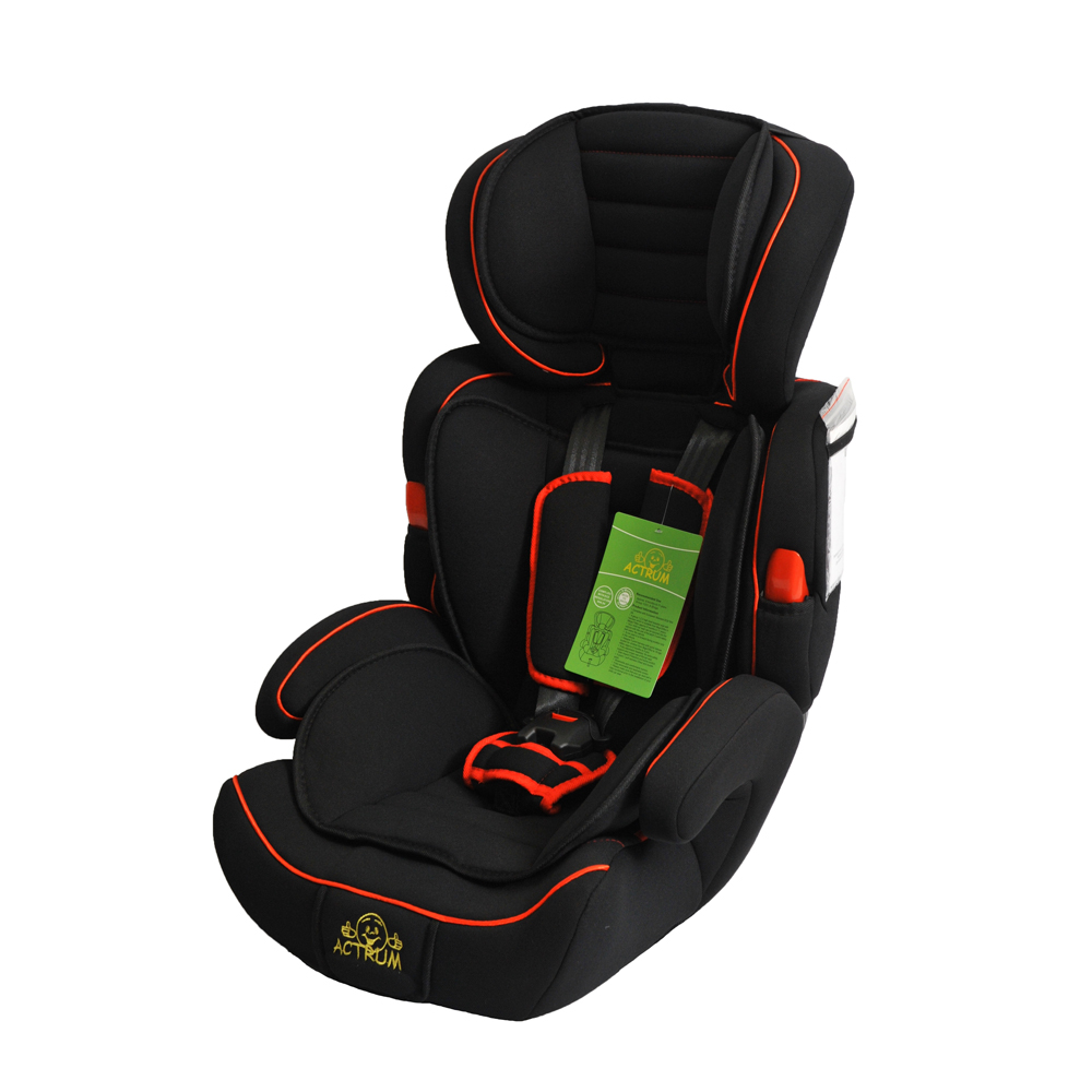 Child Car Safety Seats ACTRUM for girls and boys BXS-208 Baby seat Kids Children chair autocradle booster upholstered armchair chair brown finished leg wooden low seat contemporary lounge chair living room furniture reclining recliner
