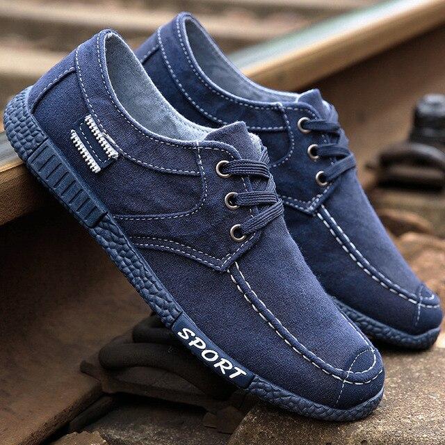 9c05fbe09 2019 Nova Marca de Moda de Nova Calçados Casuais Dos Homens de Alta  Qualidade Sapatos de