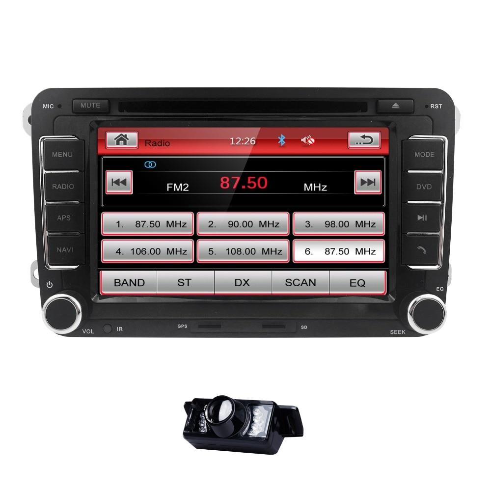 Hizpo Автомобильные магнитолы с DVD ленты Регистраторы аудио для skoda octavia limousine combi fabia roomster Патрик превосходное управление рулевого колеса