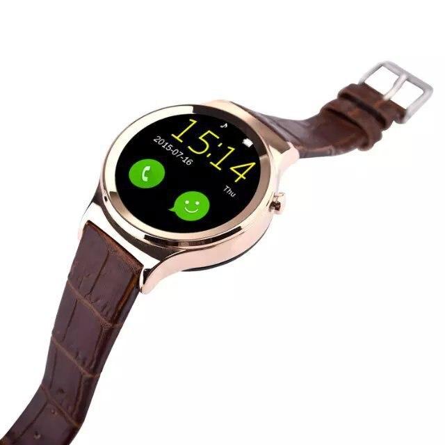 Waterproof T3 font b Smart b font font b Watch b font S3 Smartwatch K18 Support
