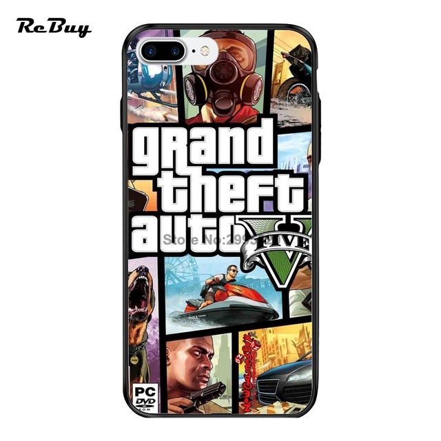 coque gta 5 iphone 7