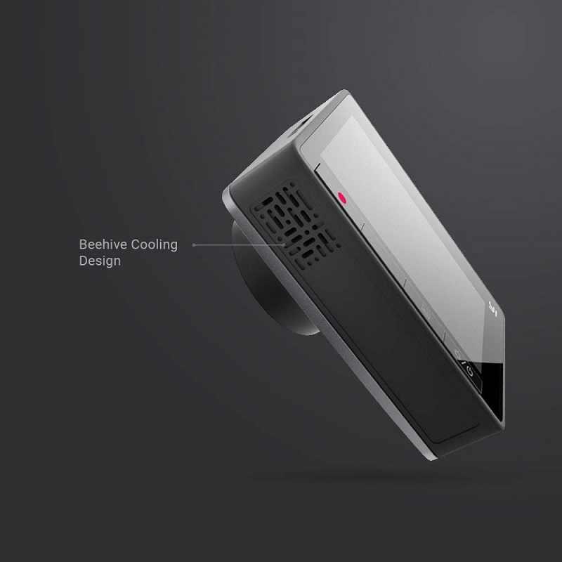 "YI Smart Dash Camera 2.7 ""Full HD 1080P 165 องศามุมกว้างรถ DVR Dash CAM พร้อม G-Sensor Night Vision"