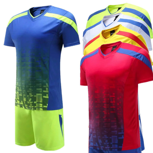 professional soccer jerseys