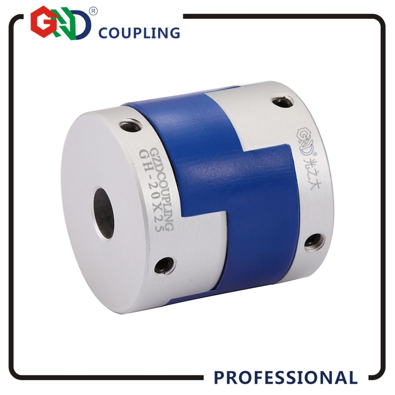 Free shipping shaft coupling aluminum alloy oldham setscrew series Stepper Motor Flexible Shaft 5mm To 8mm магниты taowa сувенир магнит петушок