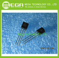 Бесплатная доставка 1000 шт. 2N3904 триод свч-транзисторов 40 В 0.2A NPN TO-92