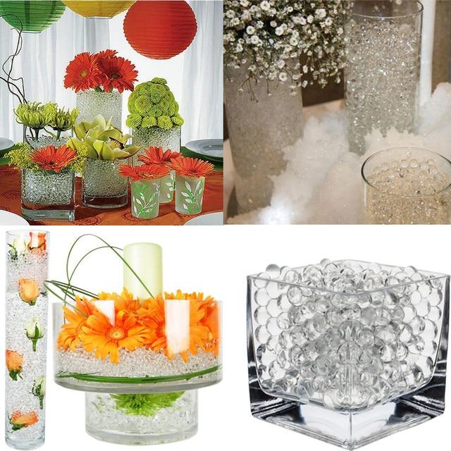Online Shop 10g Bag Pearl Mixed Colourful Vase Filler Shaped