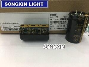Image 1 - 4pcs/lot ELNA AUDIO Electrolytic Capacitor 10000UF 63V 30*50mm