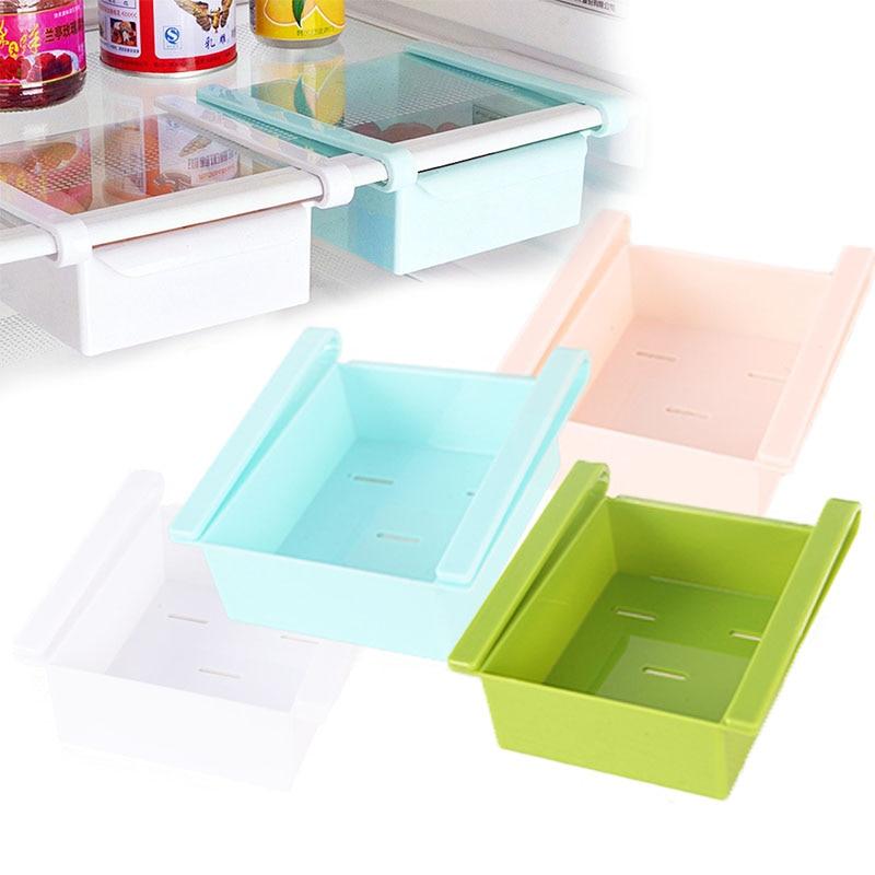 Pārdošana 1PC viegli tīrāms ledusskapja svaiguma saglabāšanas - Mājas uzglabāšana un organizēšana