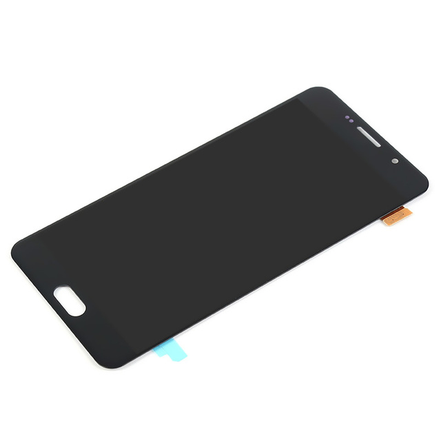 """Display Lcd completo per SAMSUNG Galaxy A7 2016 A710 A710F A710M A710Y 1080*1920 5.5 """"Super AMOLED Display LCD + Touch Screen  2"""