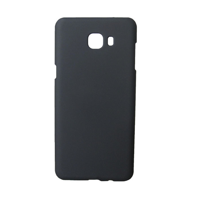 lowest price ea701 2aba9 US $2.6 |Black PC hard case for Samsung J5 prime Half wrapped pure black  matte anti fingerprint thin slim case for Samsung J5 prime-in Half-wrapped  ...