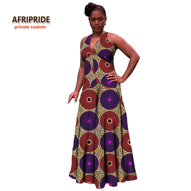 Robe Africaine: 2017african Dress For Women Casual Style Traditional