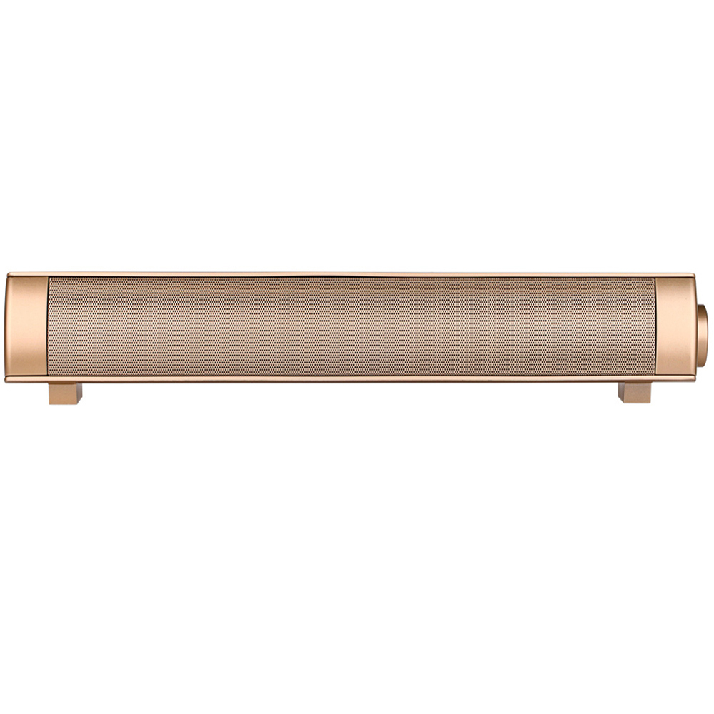 2.1 canal Super basse stéréo sans fil colonne Bluetooth haut-parleur HiFi barre de son Support AUX micro-sd carte Play