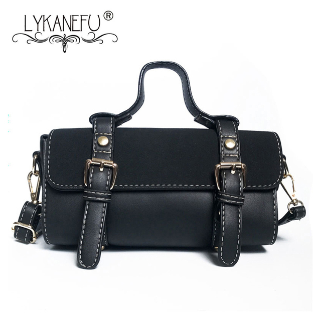 8be44dea5de8 LYKANEFU Small Women Messenger Bags Tote Purse Lady Satchel Shoulder Bags  with Long Strap Casual Women