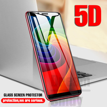 5D Full Protective Tempered Glass For Xiaomi Redmi 4X 4A Note 4 4X Cover Screen Protector For Xiaomi Redmi 5 Plus 5A Glass Film(China)