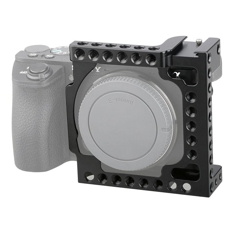 CAMVATE kaitsev videokaamera puur A6500 NEX7 DSLR stabilisaatori - Kaamera ja foto - Foto 2