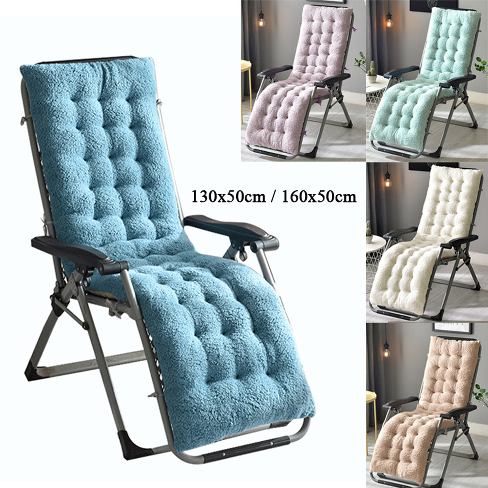 Amazing Us 25 5 49 Off Lamb Velvet Fabric Winter Soft Recliner Chair Thickened Lamb Velvet Seat Pad Replacement Cushion Pad Garden Sun Lounger In Cushion Creativecarmelina Interior Chair Design Creativecarmelinacom