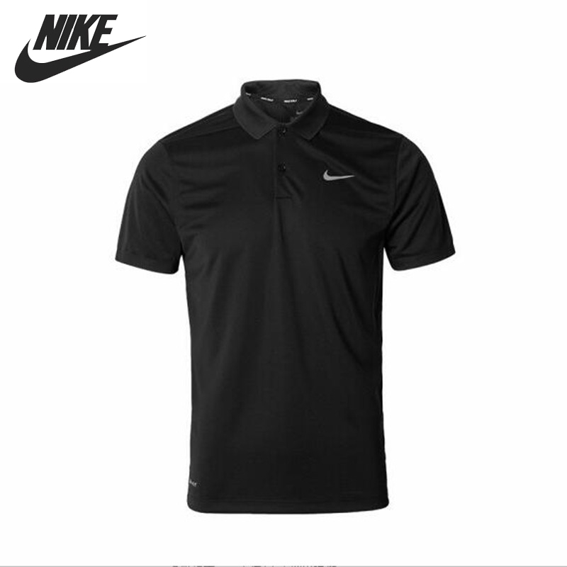 Original New Arrival  NIKE AS M NK DRY VCTRY POL SOLID LC Men's POLO shirt short sleeve Sportswear