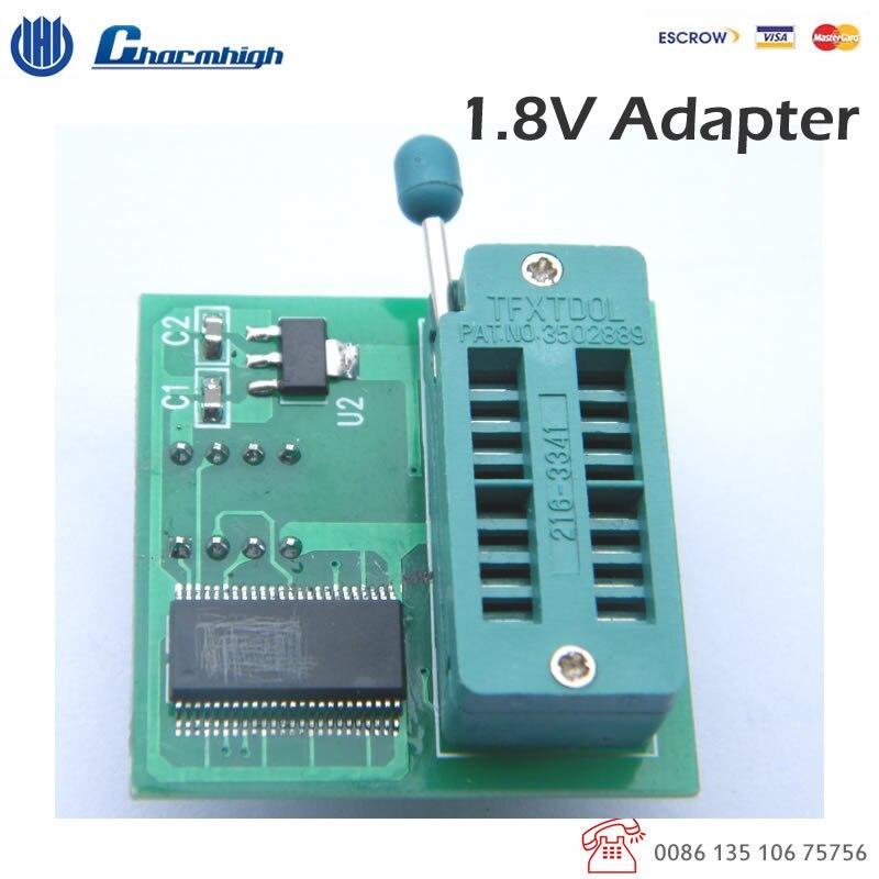 1.8V Adapter for Iphone or Motherboard SPI Flash Memory SOP8 DIP8 W25 MX25