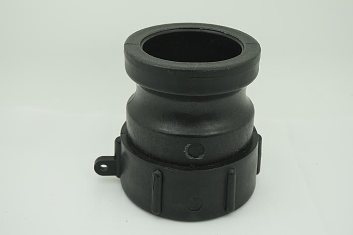 Water tank bulk container garden hose adapter fittings