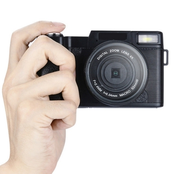 Hd 1080P Digital Camera Travel Professional Photography Video Camcorder Home Small Slr Self-Timer Micro-Single Camera фото
