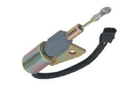 New Shut Down Shutoff Solenoid Valve for Synchro Start 6681513 new shut off solenoid valve 6667993 fits start engine