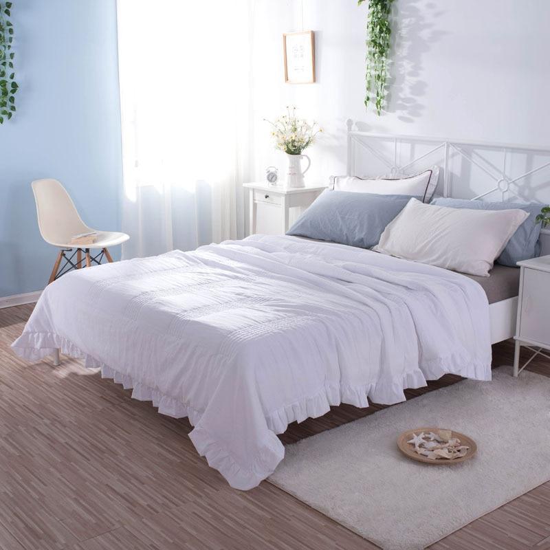 2017 summer quilt cotton luxury bedding quilt king size comforter mechanical wash hand stitching. Black Bedroom Furniture Sets. Home Design Ideas