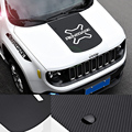 Car Styling Star Decal Car Body Sticker Star Decal Vinyl Decals for Jeep Renegade 2015 2016