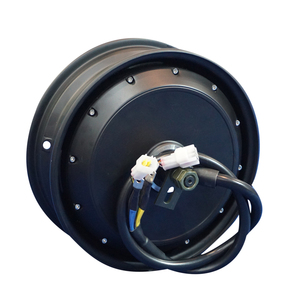 Image 5 - 費用 effctive QS 3000 ワット 40H V1.12 で BLDC 輪用電動スクーター