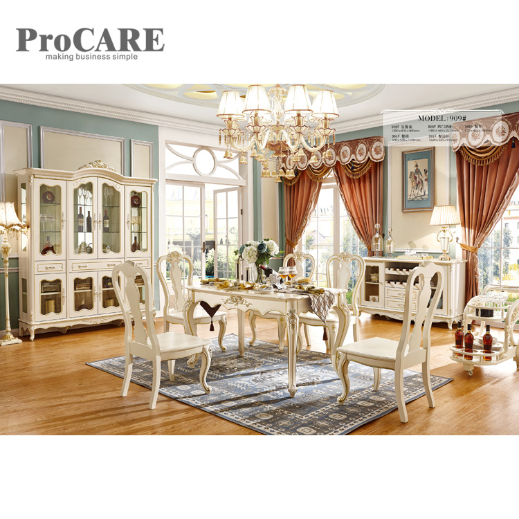 Dining Room Furniture Manufacturers: Manufacturer Solid Wood Material Popular Classic Design