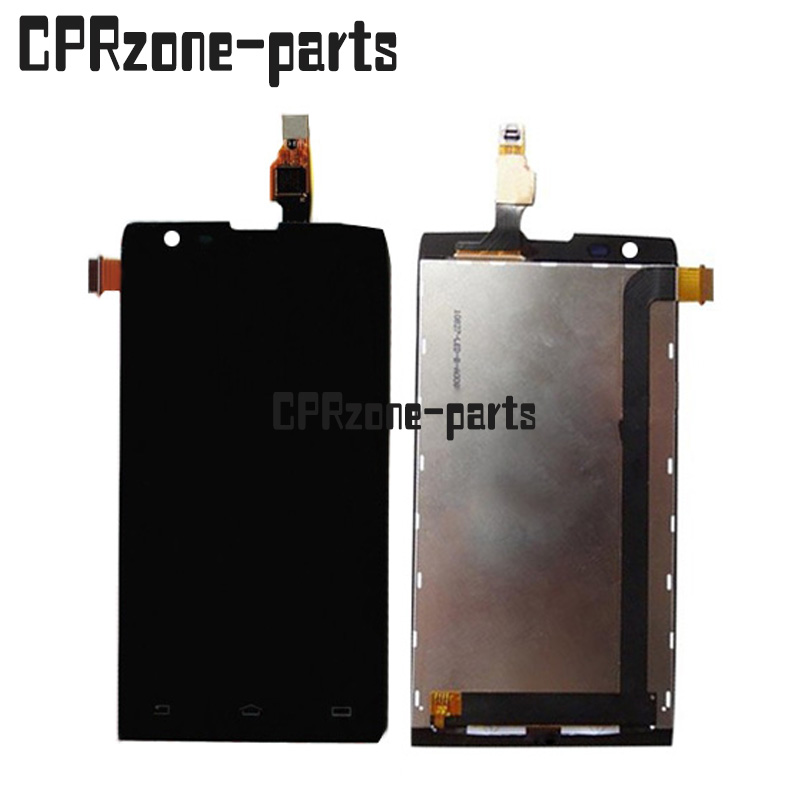 100% warranty 4.3'' LCD display +Touch Screen glass digitizer Assembly For Philips xenium w6500 by free shipping