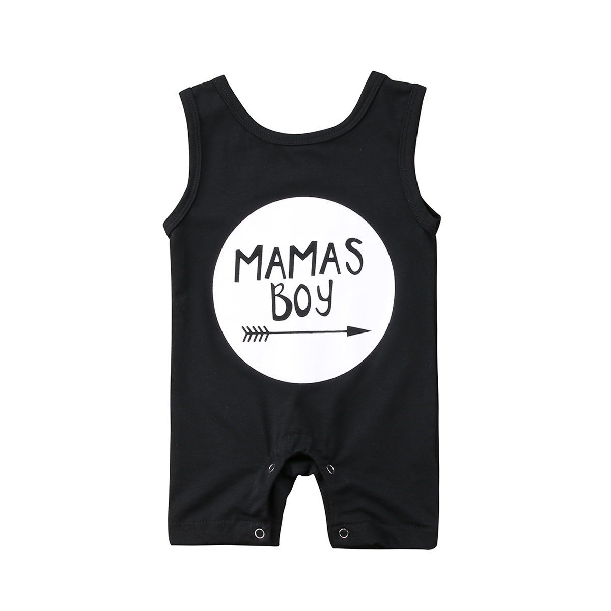Beautiful Cotton Newborn Baby Boy Mini Boss Romper Jumpsuit Playsuit Clothes One Piece Rompers