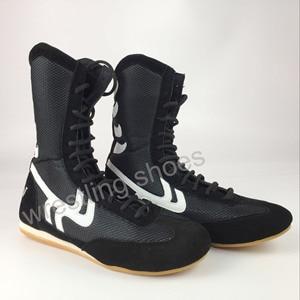 Gran oferta de zapatos de lucha libre, zapatos de entrenamiento para hombres y mujeres, zapatos de entrenamiento profesionales y Hit Squat