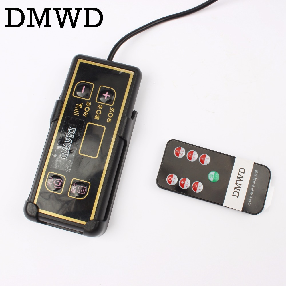 DMWD Round electric magnetic induction cooker embedded wire control ...