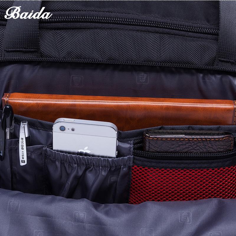 Mode Oxford Vattentät Väska Handväska Kvinnor Resväska - Väskor för bagage och resor - Foto 5