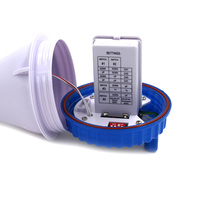 Wireless Solar Power Floating Pool Thermometer Digital Swimming Pool SPA Floating Thermometer ASD88