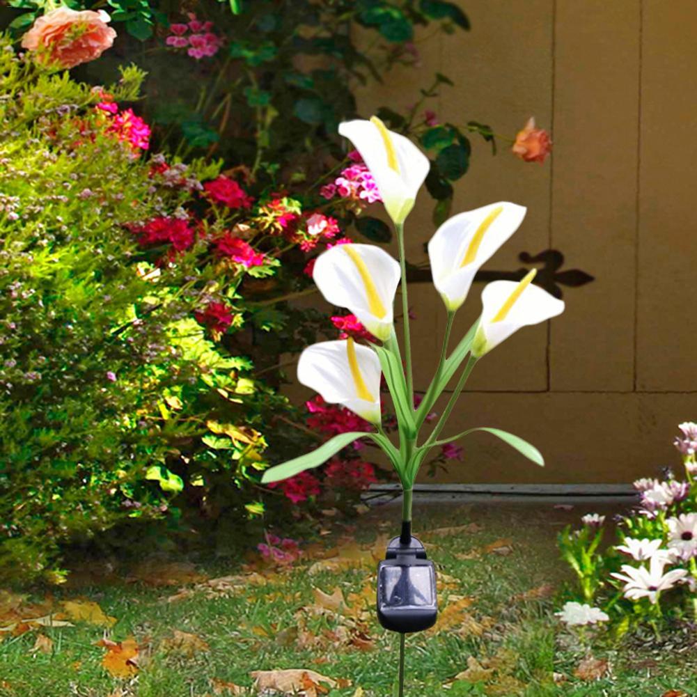 Solar Garland Horseshoe Garden Solar Light Solar Decoration Lights For Garden Lighting
