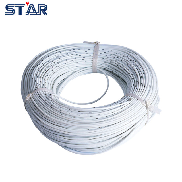 100m White Color 150/0.08TS 3MM Soft LED Strip Lights Connect ...