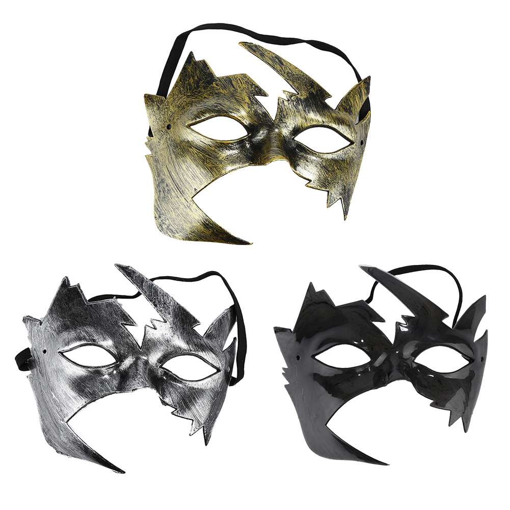 1PCS Charming Leaves Mask Eye Mask Party Masks For Masquerade Halloween Venetian Costumes Carnival Masks For Anonymous Mardi