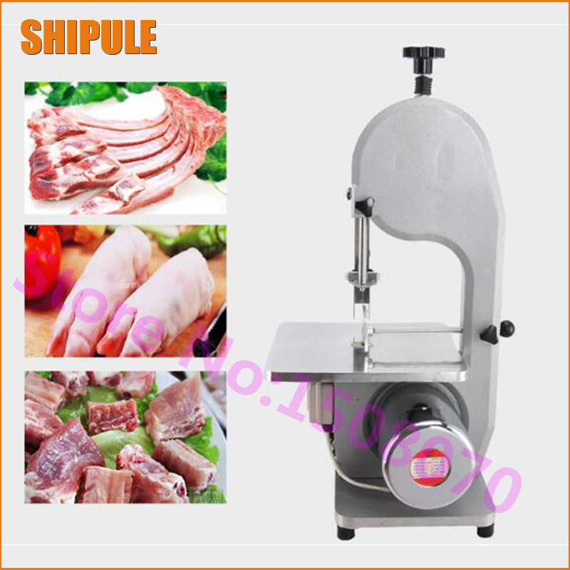 SHIPULE commercial meat bone cutting machine / industrial meat bone sawing machine / meat band saw cutter