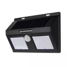 LED Solar Power Wall Lightis PIR Motion Sensor Wall Lamp Waterproof Security White Light Garden Outdoor solar power 5w pir motion sensor 48 led solar light outdoor garden light waterproof security wide angle wall lamp with remote