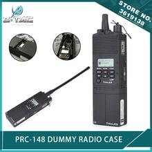 Z Тактический Ztac Airsoft PRC-148 макет радиоприемника случае/PRC-148 радио-антенна случае 1:1 для антенны посылка без Функция манекен