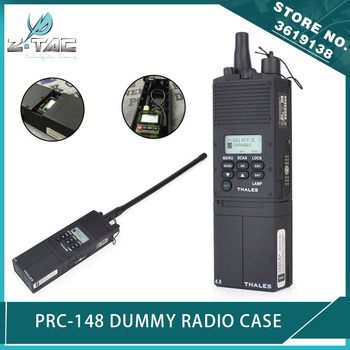 цена на Z Tactical Ztac Airsoft PRC-148 Dummy Radio Case AN/PRC-148 Talkie Walkie Case 1:1 for Antenna Package No Function Dummy