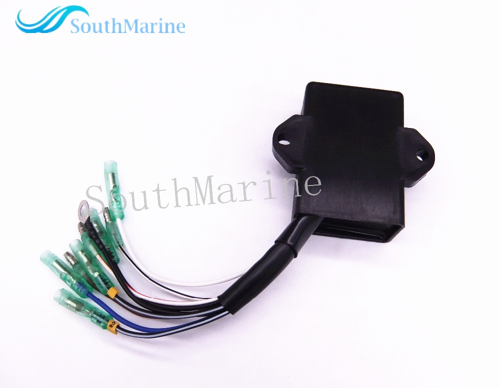 Boat Engine 61N-85540-13 12 11 10 CDI Coil Unit Assy for Yamaha Outboard C 25HP 30HP E25B E30H 25B 30H 2-Stroke fit yamaha outboard 61n 45510 00 00 drive shaft assy 61n 45510