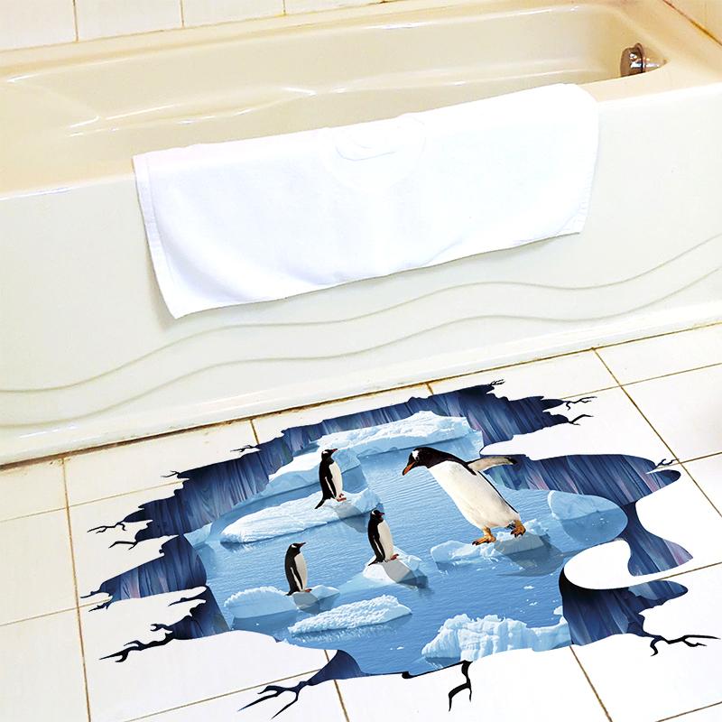 Online get cheap pinguin badezimmer dekor  aliexpress.com ...