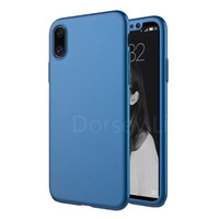 For IPhone 8 Case 360 Case Plastic Full Cover New Arrival Hard Back Cover Wholesale Cell