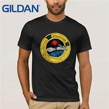 Gildan Brand Russia CCCP Apollo Soyuz Vintage Emblem V01 Space Exploration Program T-Shirt Summer Mens Short Sleeve