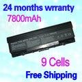 JIGU High capcity black laptop battery FOR DELL for Inspiron 1520 for Vostro 1700 451-10476 451-10477 FK890 FP282 GK479 GR986