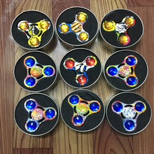 Diamonds Tri-Spinner Fidgets Toy Plastic EDC Sensory Fidget Spinner For Autism and ADHD Kids/Adult Funny Anti Stress Toys