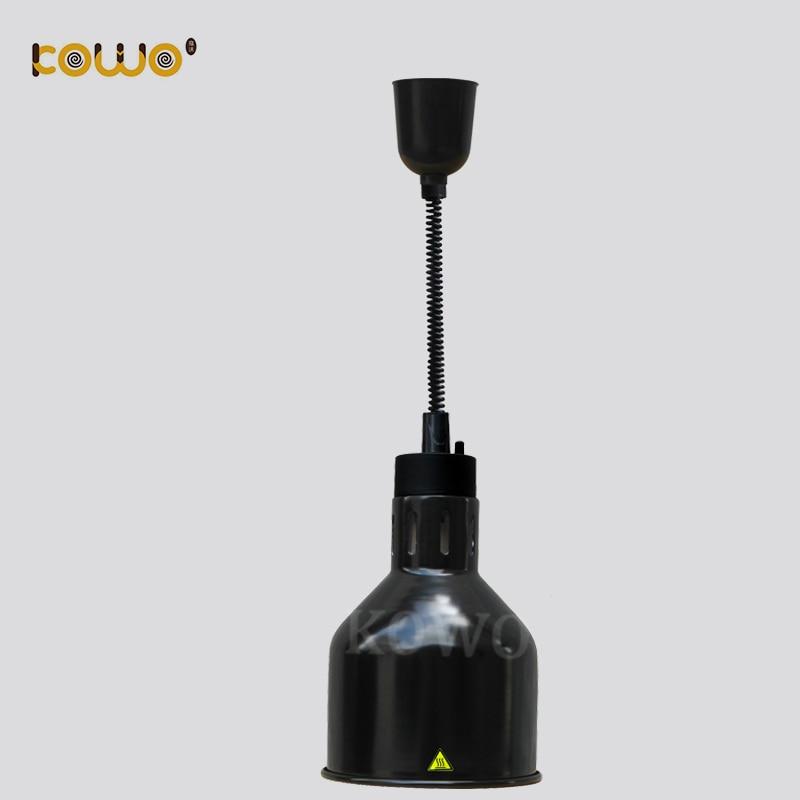 все цены на Commercial Electric Restaurant Buffet Machines 1 Bulb Hanging Food Warmer Heating Lamp